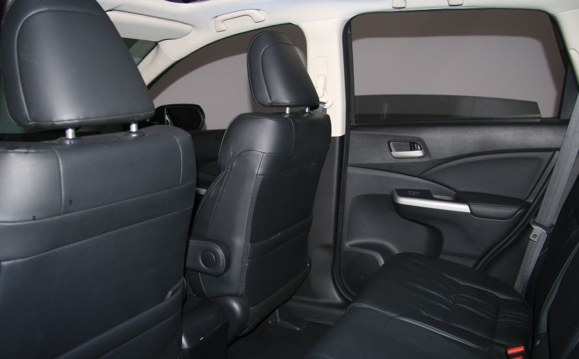2014 Honda CRV EX-L AWD CUIR TOIT MAGS BLUETOOTH #20