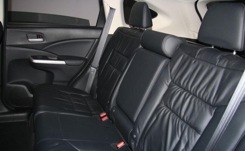 2014 Honda CRV EX-L AWD CUIR TOIT MAGS BLUETOOTH #21