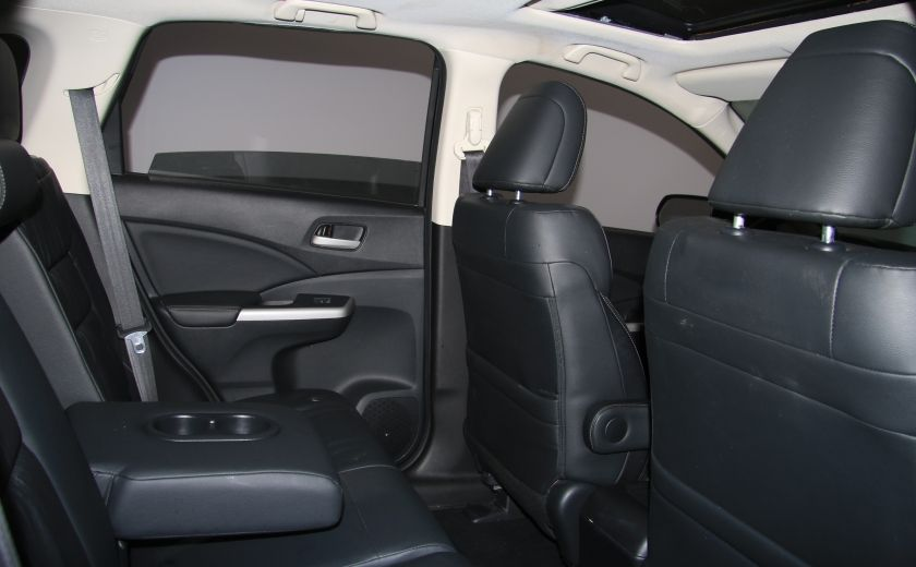 2014 Honda CRV EX-L AWD CUIR TOIT MAGS BLUETOOTH #22
