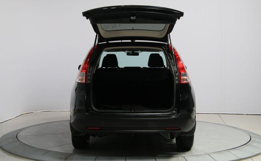 2014 Honda CRV EX-L AWD CUIR TOIT MAGS BLUETOOTH #29