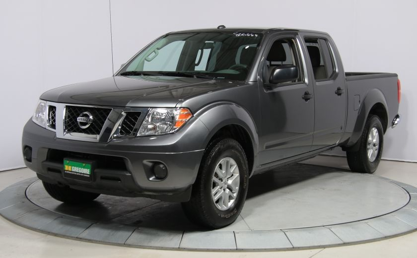 2016 Nissan Frontier SV 4WD AUTO A/C GR ELECT BLUETOOTH #1