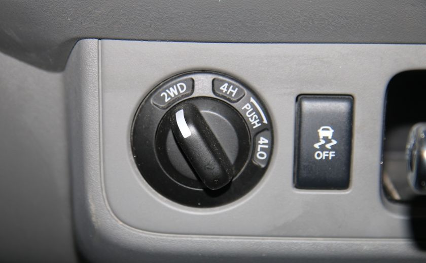 2016 Nissan Frontier SV 4WD AUTO A/C GR ELECT BLUETOOTH #9