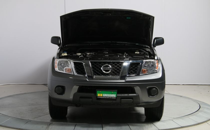 2016 Nissan Frontier SV 4WD AUTO A/C GR ELECT BLUETOOTH #18