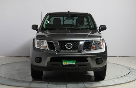 2016 Nissan Frontier SV 4WD AUTO A/C GR ELECT MAGS BLUETOOTH à