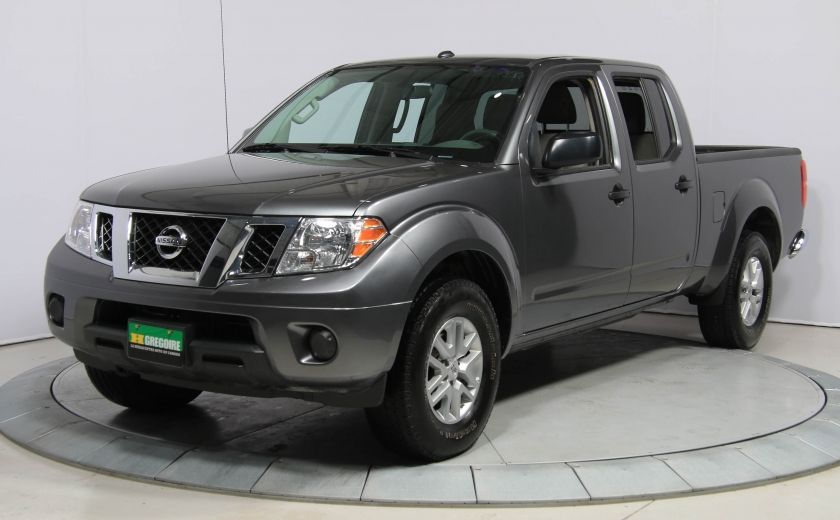2016 Nissan Frontier SV 4WD AUTO A/C GR ELECT MAGS BLUETOOTH #1