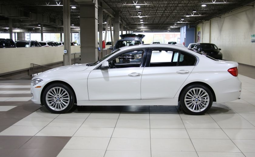 2013 BMW 328XI 328i xDrive LUXURY LINE AWD AUTO CUIR TOIT MAGS BL #3