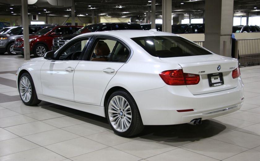 2013 BMW 328XI 328i xDrive LUXURY LINE AWD AUTO CUIR TOIT MAGS BL #4