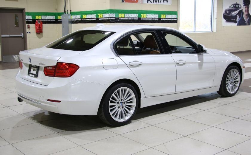 2013 BMW 328XI 328i xDrive LUXURY LINE AWD AUTO CUIR TOIT MAGS BL #6