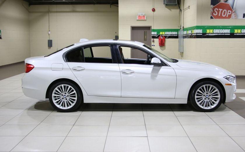 2013 BMW 328XI 328i xDrive LUXURY LINE AWD AUTO CUIR TOIT MAGS BL #7