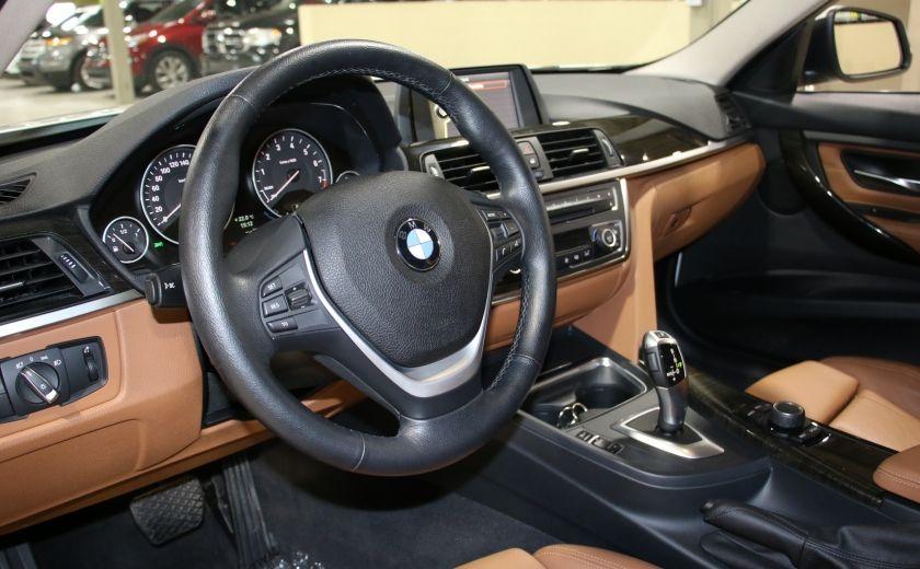 2013 BMW 328XI 328i xDrive LUXURY LINE AWD AUTO CUIR TOIT MAGS BL #8