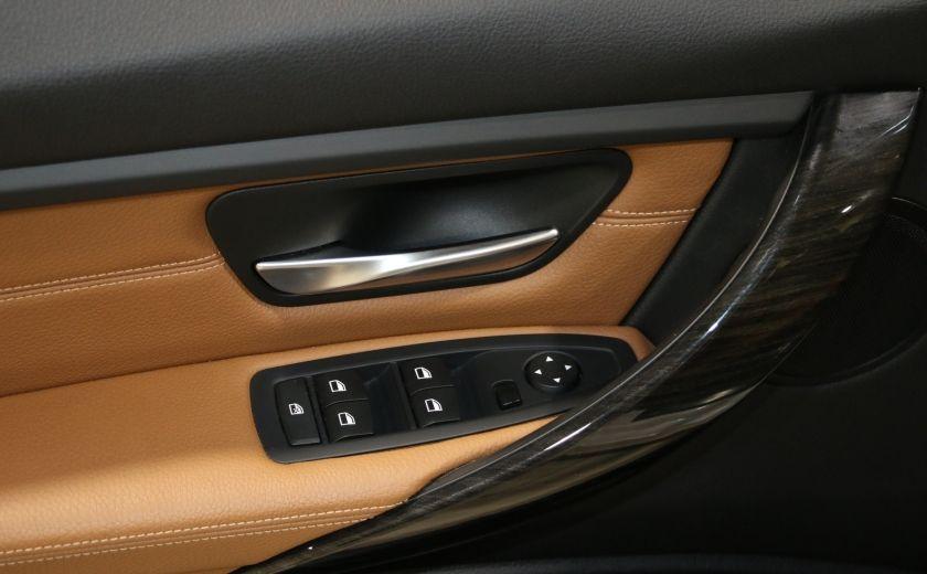 2013 BMW 328XI 328i xDrive LUXURY LINE AWD AUTO CUIR TOIT MAGS BL #10