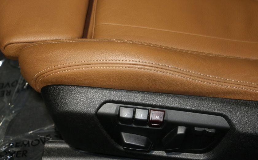 2013 BMW 328XI 328i xDrive LUXURY LINE AWD AUTO CUIR TOIT MAGS BL #11