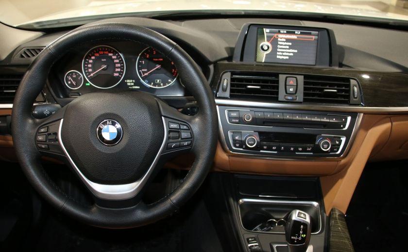 2013 BMW 328XI 328i xDrive LUXURY LINE AWD AUTO CUIR TOIT MAGS BL #14