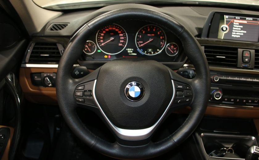2013 BMW 328XI 328i xDrive LUXURY LINE AWD AUTO CUIR TOIT MAGS BL #15