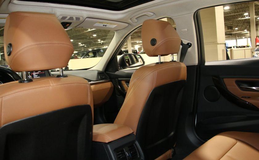 2013 BMW 328XI 328i xDrive LUXURY LINE AWD AUTO CUIR TOIT MAGS BL #20
