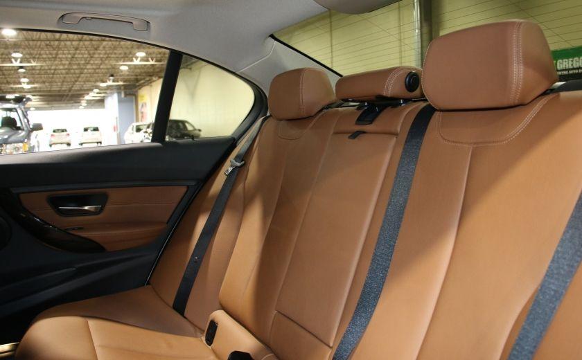 2013 BMW 328XI 328i xDrive LUXURY LINE AWD AUTO CUIR TOIT MAGS BL #21