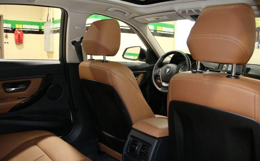 2013 BMW 328XI 328i xDrive LUXURY LINE AWD AUTO CUIR TOIT MAGS BL #22