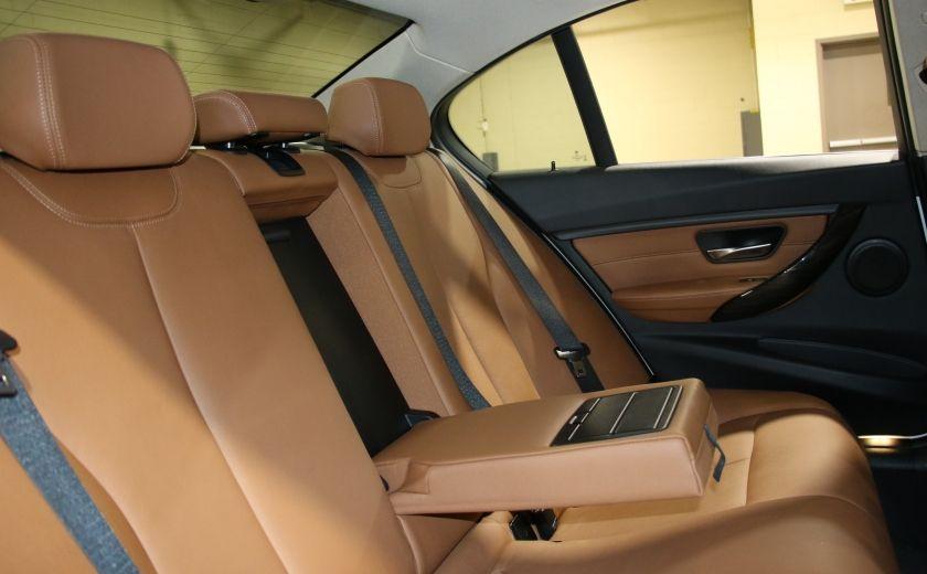 2013 BMW 328XI 328i xDrive LUXURY LINE AWD AUTO CUIR TOIT MAGS BL #23
