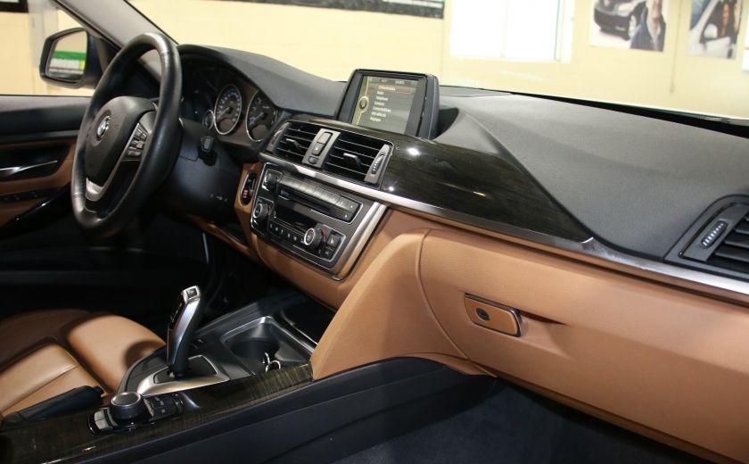 2013 BMW 328XI 328i xDrive LUXURY LINE AWD AUTO CUIR TOIT MAGS BL #24