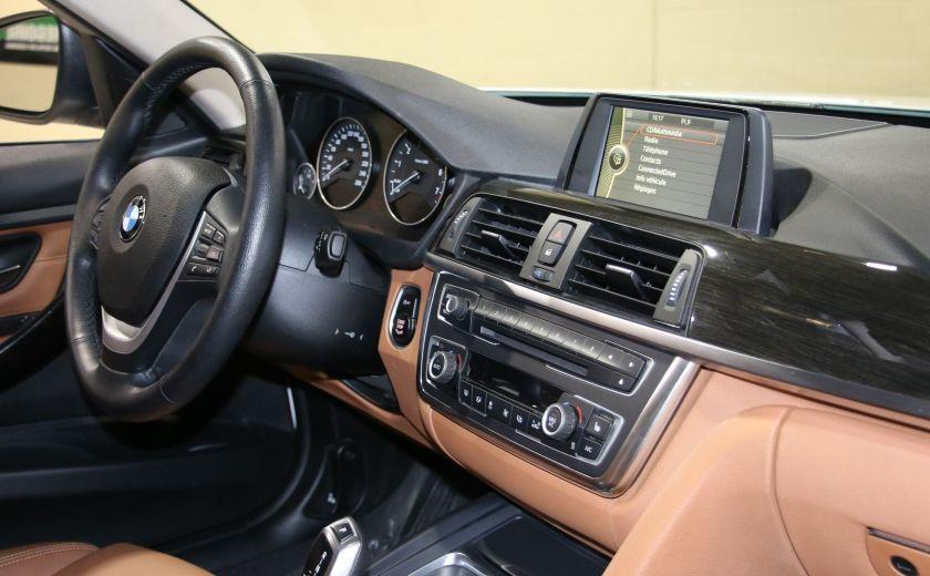 2013 BMW 328XI 328i xDrive LUXURY LINE AWD AUTO CUIR TOIT MAGS BL #25