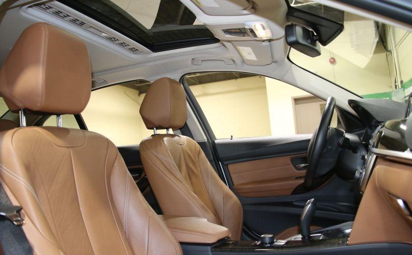 2013 BMW 328XI 328i xDrive LUXURY LINE AWD AUTO CUIR TOIT MAGS BL #26