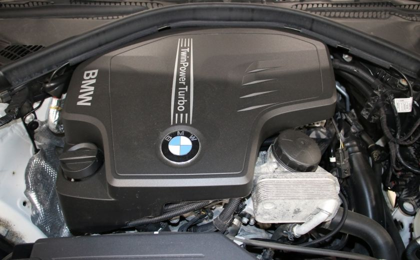 2013 BMW 328XI 328i xDrive LUXURY LINE AWD AUTO CUIR TOIT MAGS BL #27