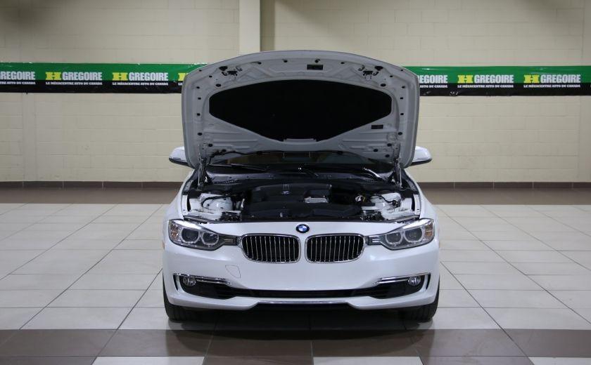 2013 BMW 328XI 328i xDrive LUXURY LINE AWD AUTO CUIR TOIT MAGS BL #28