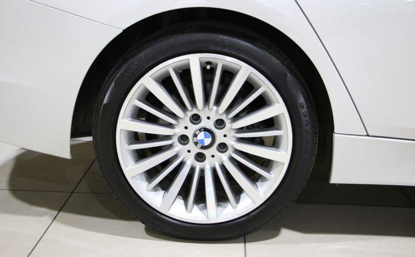 2013 BMW 328XI 328i xDrive LUXURY LINE AWD AUTO CUIR TOIT MAGS BL #30