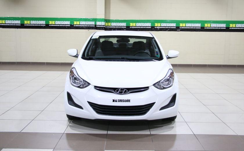 2014 Hyundai Elantra GL AUTO A/C GR ELECT BLUETOOTH #1