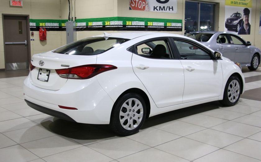 2014 Hyundai Elantra GL AUTO A/C GR ELECT BLUETOOTH #6