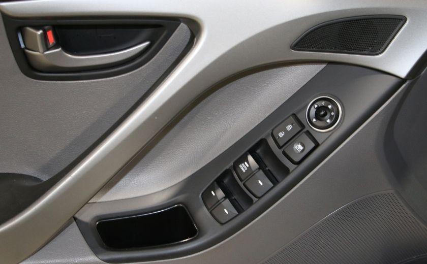 2014 Hyundai Elantra GL AUTO A/C GR ELECT BLUETOOTH #10