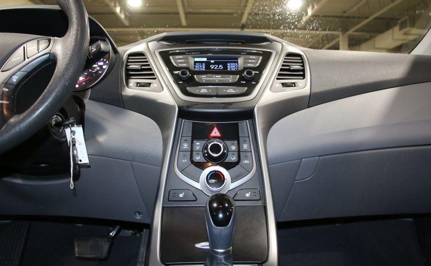 2014 Hyundai Elantra GL AUTO A/C GR ELECT BLUETOOTH #14