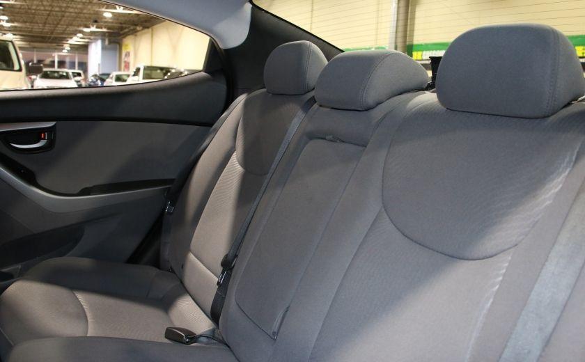 2014 Hyundai Elantra GL AUTO A/C GR ELECT BLUETOOTH #19