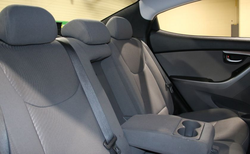 2014 Hyundai Elantra GL AUTO A/C GR ELECT BLUETOOTH #21