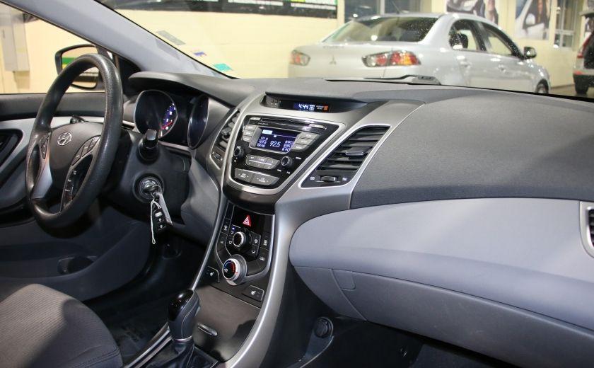 2014 Hyundai Elantra GL AUTO A/C GR ELECT BLUETOOTH #22
