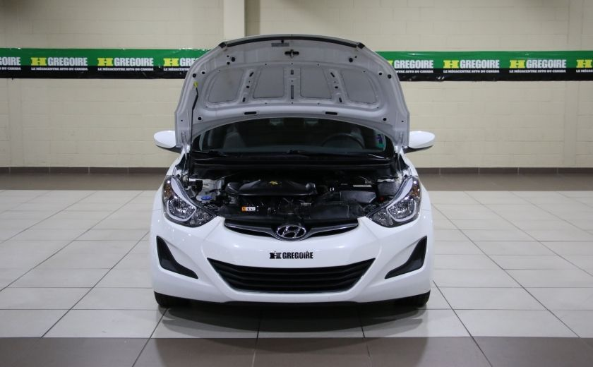 2014 Hyundai Elantra GL AUTO A/C GR ELECT BLUETOOTH #26