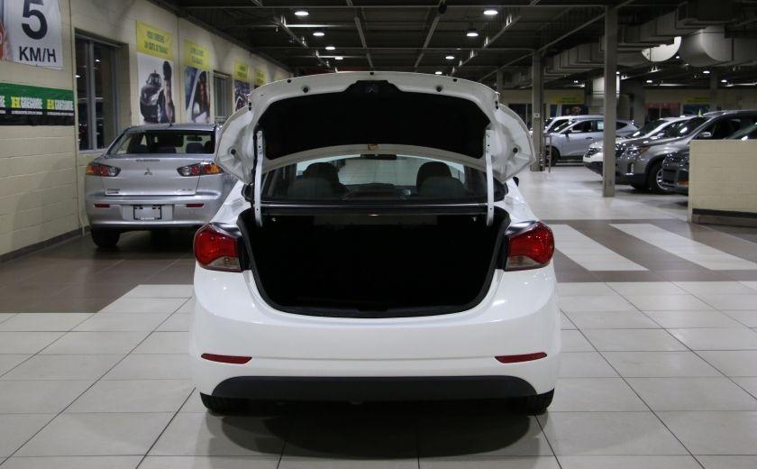 2014 Hyundai Elantra GL AUTO A/C GR ELECT BLUETOOTH #27