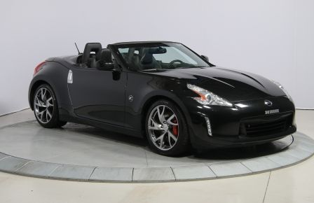 2016 Nissan 370Z Touring A/C CONVERTIBLE CAMERA DE RECUL NAV à New Richmond
