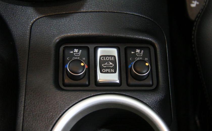 2016 Nissan 370Z Touring A/C CONVERTIBLE CAMERA DE RECUL NAV #21