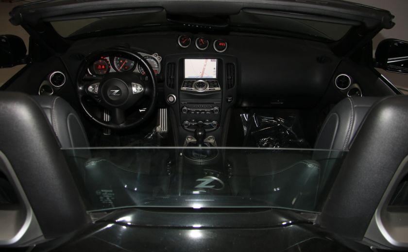 2016 Nissan 370Z Touring A/C CONVERTIBLE CAMERA DE RECUL NAV #27