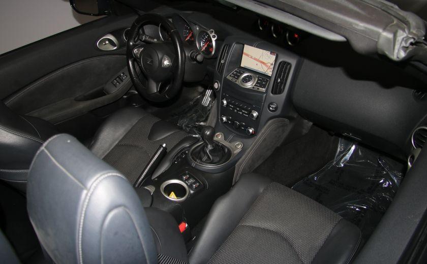 2016 Nissan 370Z Touring A/C CONVERTIBLE CAMERA DE RECUL NAV #28
