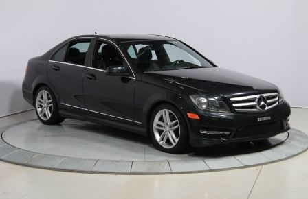 2013 Mercedes Benz C300 AWD AUTO A/C CUIR TOIT MAGS in Granby