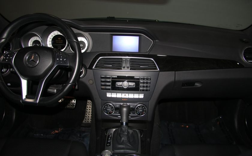 2013 Mercedes Benz C300 AWD AUTO A/C CUIR TOIT MAGS #12