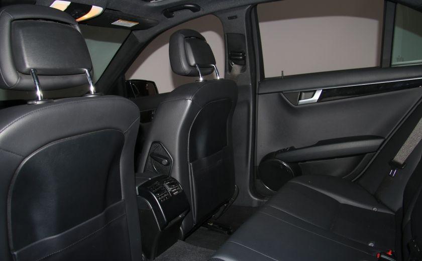 2013 Mercedes Benz C300 AWD AUTO A/C CUIR TOIT MAGS #18