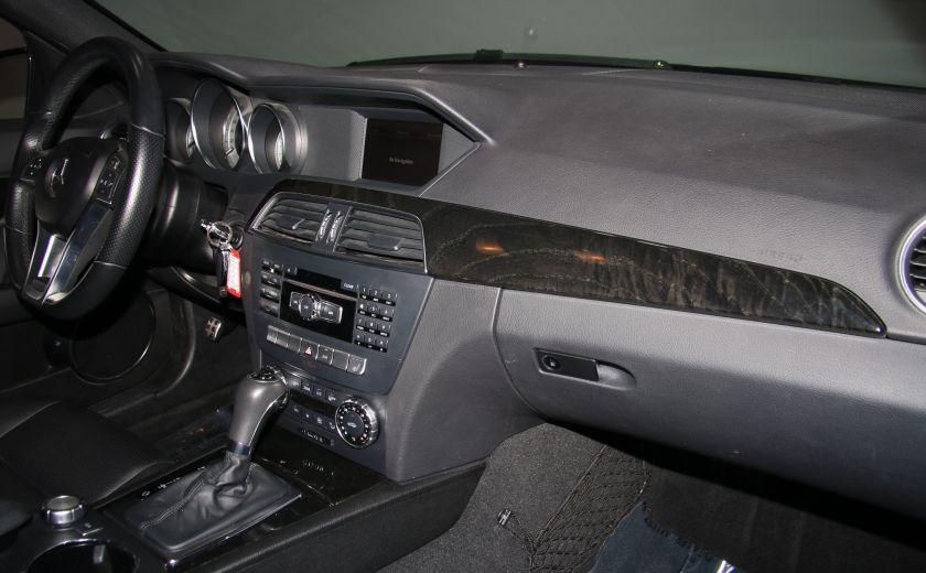 2013 Mercedes Benz C300 AWD AUTO A/C CUIR TOIT MAGS #22