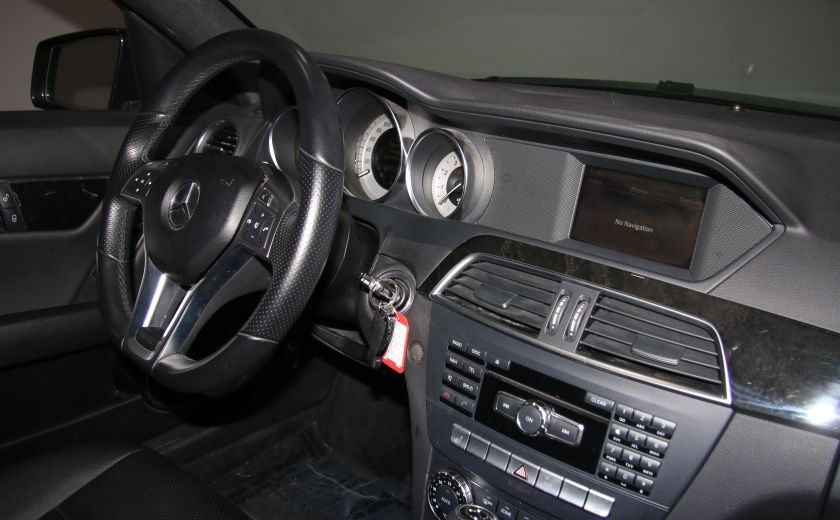 2013 Mercedes Benz C300 AWD AUTO A/C CUIR TOIT MAGS #23