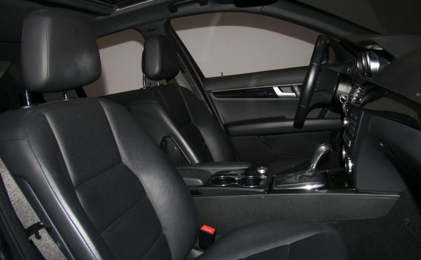 2013 Mercedes Benz C300 AWD AUTO A/C CUIR TOIT MAGS #24