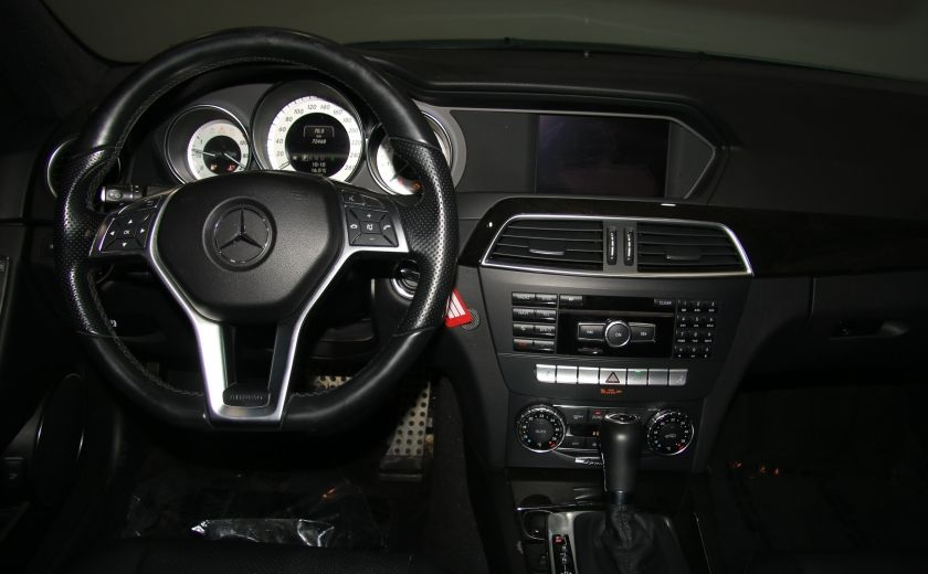 2013 Mercedes Benz C300 4MATIC CUIR TOIT NAV MAGS BLUETOOTH #14