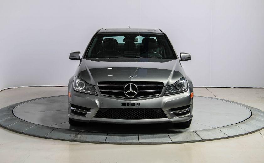 2014 Mercedes Benz C300 AWD AUTO A/C CUIR TOIT MAGS #1