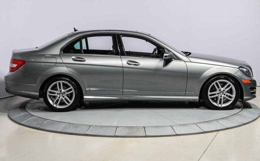 2014 Mercedes Benz C300 AWD AUTO A/C CUIR TOIT MAGS #7